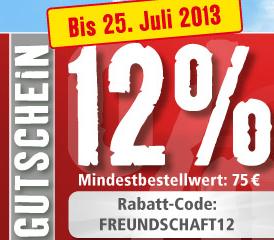 Fressnapf: 12% auf alles!