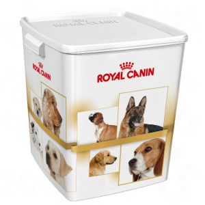 gratis futtertonne zum royal canin hundefutter gro gebinde. Black Bedroom Furniture Sets. Home Design Ideas