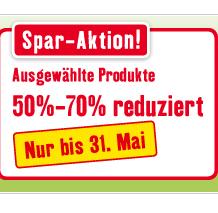 50% - 70% Rabatt bei Fressnapf + Gutscheinkombi möglich