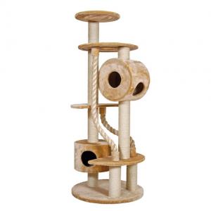 nobby 62075 02 kratzbaum f r katzen yuma beige f r 179 99. Black Bedroom Furniture Sets. Home Design Ideas