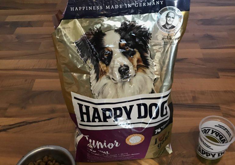 Das neue Happy Dog Supreme Young im Test